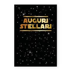Biglietto Buon Compleanno Auguri Stellari