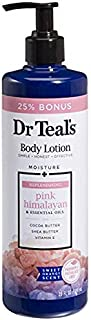 dr teal's lotion with epsom salts