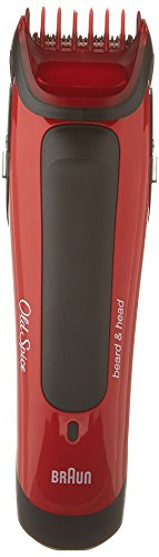 Old Spice Beard & Head Trimmer, powered by Braun,...