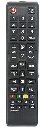 ALLIMITY AA59-00825A Fernbedienung Ersetzt für Samsung 3D Smart TV UE22H5000 UE32H5000 UE40F6400 UE40H5000 UE46F6400 UE48H6410 UE55H6410