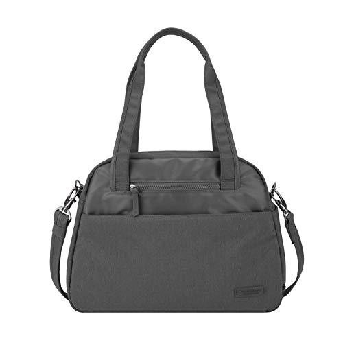 Travelon: Anti-Theft Metro Carryall Tote Bag - Gray Heather