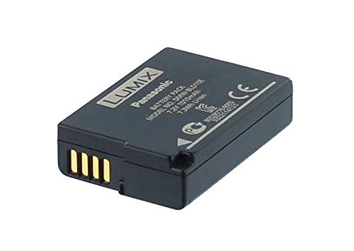 Panasonic Original Akku für Panasonic LUMIX DMC-GX1, Camcorder/Digitalkamera Li-Ion Batterie