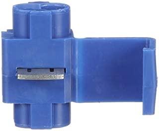 3M Scotchlok Electrical IDC 560B-BULK, Blue, 18–16 AWG (solid/stranded), 14 AWG (stranded)