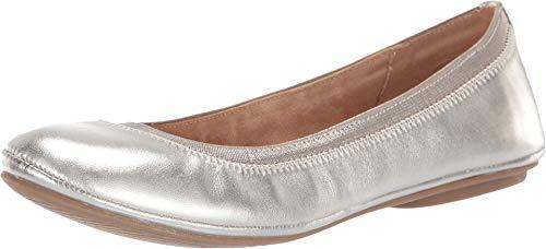 Bandolino Womens Edition Platino Leather 10.5 M