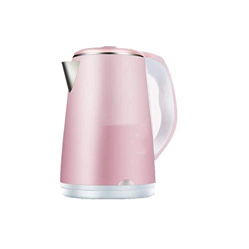 Wyxy Bouilloire électrique Fast Kettle 2.3L, Double Pot d'isolation Anti-Chaud de Doublure d'acier Inoxydable