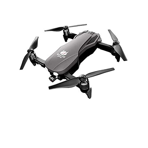 DCLINA Drone Pieghevole con Fotocamera per Principianti, FPV WiFi, Mantenimento dell'altitudine, Droni Giocattolo RC anticollisione a Flusso Ottico per Bambini e Adulti