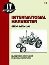 Farmall Super A Tractor Service Manual (IT Shop)