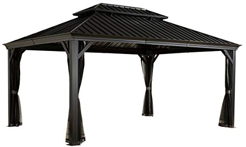 Hard Top Sun Shelter Gazebo *