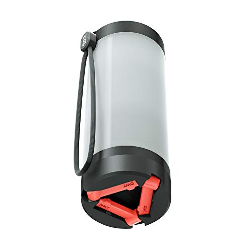 KNOG PWR 300 Lumen Lantern – Ultra Bright USB Rechargeable LED Camping Light for Backpacking, Camping and Hiking (Battery Not Included)