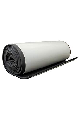 スポンジ ゴム シート ロール 緩衝材 衝撃吸収 防音 吸音 粘着 テープ 付 厚み 15 mm 幅 1000 mm 長さ 10 M EPDM エチレンプロピレン タフロング 岡安ゴム