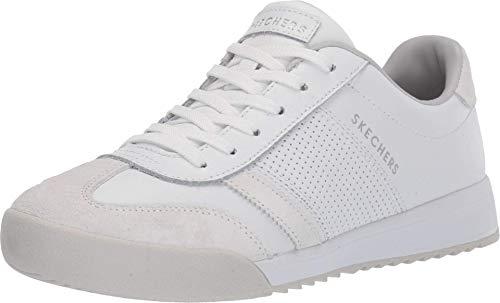 Skechers Damen Sneaker Zinger 2.0 Fresh Weiß, Schuhgröße:EUR 41
