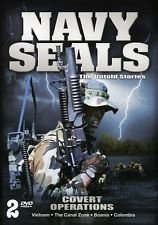 Navy Seals the Untold Stories- Covert Operations (Bosnia and Columbia)