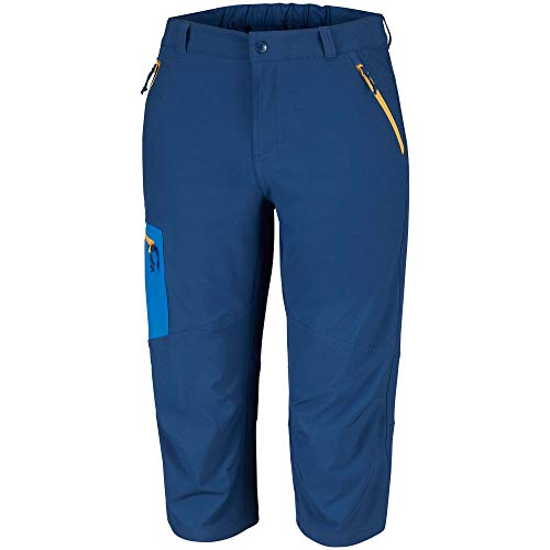 Columbia Triple Canyon Pantalon Homme Carbon/Super B FR : XS (Taille Fabricant : 28/19)