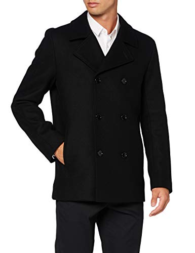 HUGO Herren Jacket Balno2041, Black (1), M