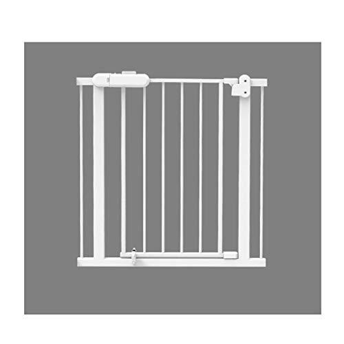 Porte de sécurité pour bébé: offre une sécurité dans des espaces extra larges avec une fonctionnalité ajoutée à une main.