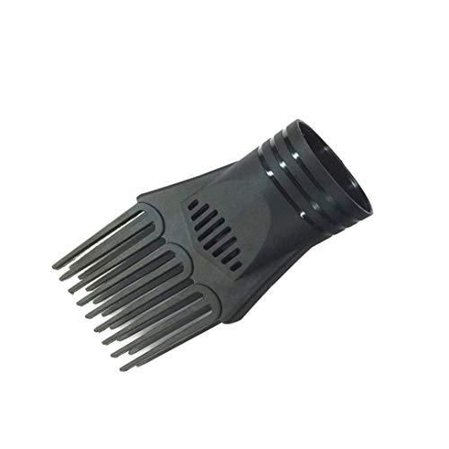 ZSDFW Haartrockner Kamm Aufsätze Haartrockner Diffusor Schlagkamm Haarstyling Düse Werkzeug Friseursalon Zubehör