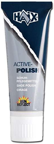 Haix Schuhpflegemittel, 75ml farblos Die ideale Pflege für Glattleder-Schuhe mit Membrane.