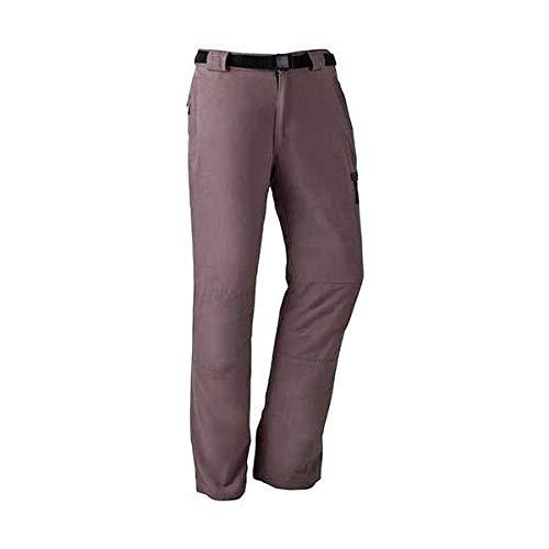 IZAS Montblanc-Pantalon de Montagne pour Homme S Marron
