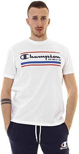 Camiseta Champion Crewneck para Hombre - algodón