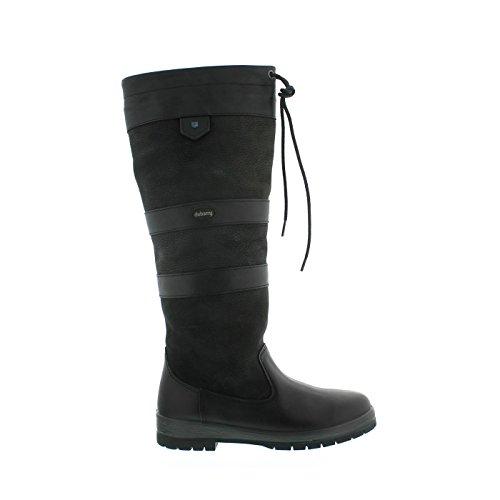 Dubarry Galway, Dry Fast - Dry Soft Leder, Black 3885-01, Größe 44