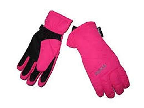 Spyder Kyd's Performance Ski Glove Girls (Bubblegum) Large
