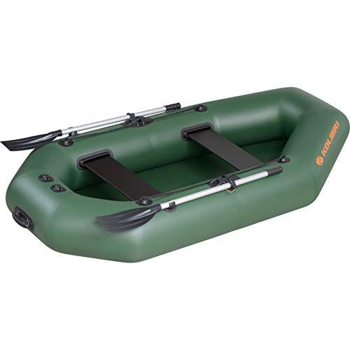 PELLER\'S Kolibri | Schlauchboot zum Angeln und Erforschen, 216kg, für zwei Personen