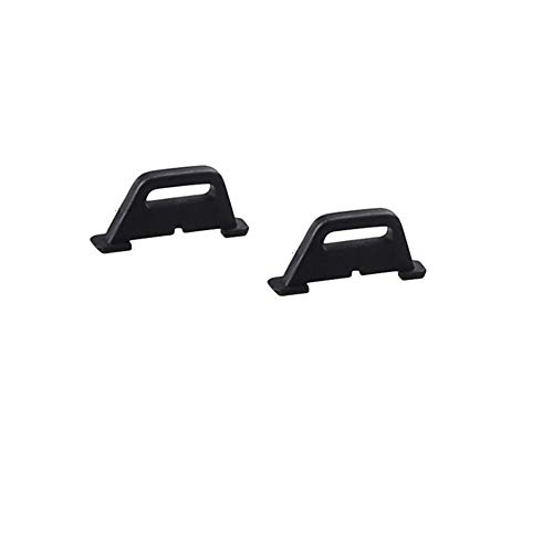 HUANRUOBAIHUO 2pcs Mavic pro Rear Foot Landing Gear Protection pad Mat Protective Cover Spare Parts Accessories for DJI Mavic pro Drone Quadcopters Accessories