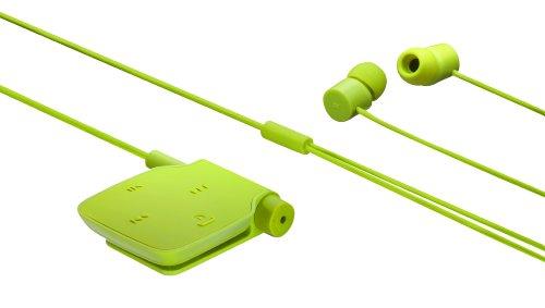 Nokia BH-111 Bluetooth Stereo Headset für E6 grün