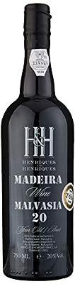 Henriques & Henriques 20 Year Old Malvasia Wine 75 cl