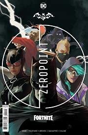Batman Fortnite Zero Point #1 Second Printing Code Included