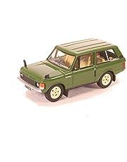Range Rover Classic - Lincoln Green