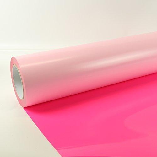 22,40€/m² 1m x 0,5m Poli-Flex Premium Folie Neon Pink 443 Flexfolie Buegelfolie Poli-Flex