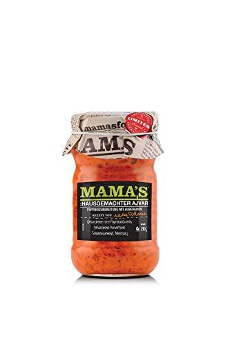 Mamas Food Home Style Ajvar mild, 290 g
