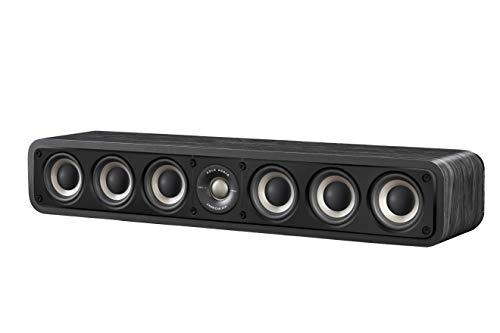 Polk Audio s35ce Signature Polk Audio Signature S35S–Altavoz Central, Color Negro Negro