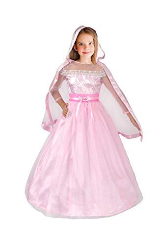 Ciao Barbie Ballmagie (Deluxe Collector's Edition) badpak voor meisjes, 4-5 jaar, roze, 11661.4-5