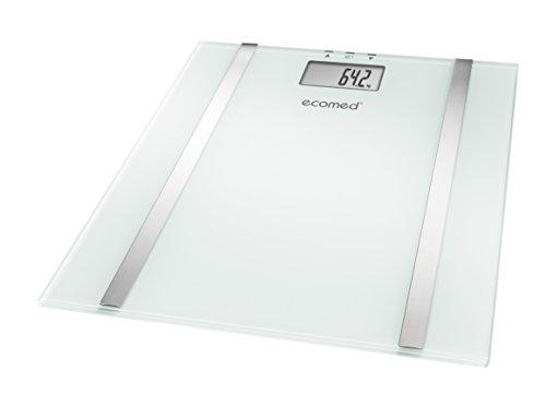 Ecomed BS-70E, digitale personenweegschaal voor het meten van lichaamsvet, lichaamswater, spiermassa, 150 kg