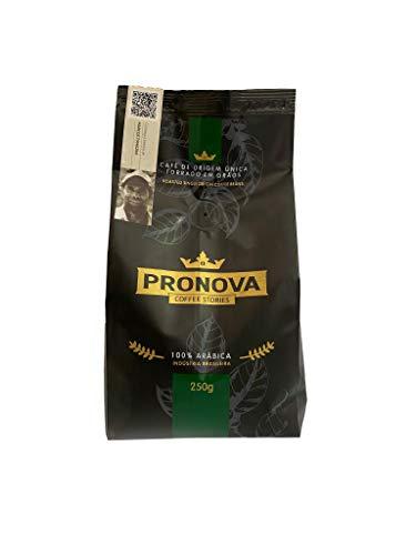 Café Gourmet em Grãos Single Origin Microlote Pronova 250g