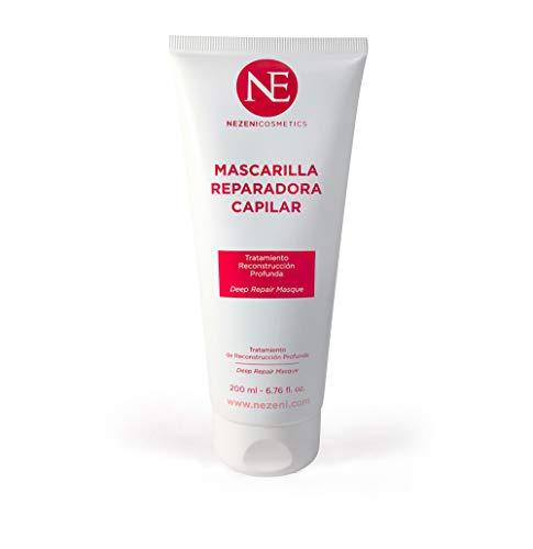 Nezeni Cosmetics Mascarilla Reparadora Capilar