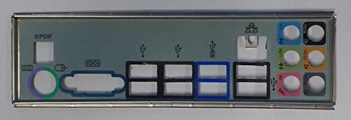 MSI 970A-G46 MS-7693 Blende - Slotblech - IO Shield