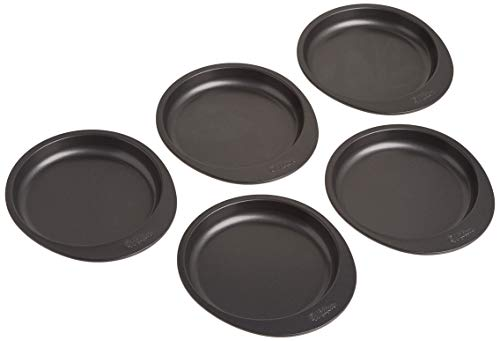 Wilton 2105-0112 Easy Layers! Lot de Moules à Gâteau Ronds, 15,2 cm (6\