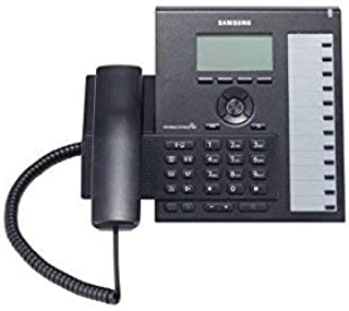 Samsung smt-i6010 - Teléfono IP con cable (12 botones, pantalla LCD, reacondicionada)
