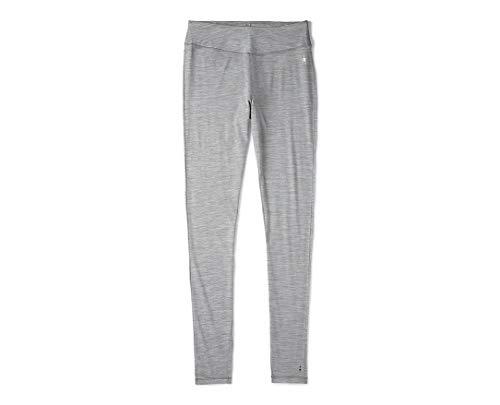 Smartwool Merino 150 Baselayer Bottom - Women's Merino Wool Performance Bottoms Light Gray Heather XL