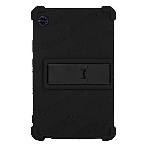 Yudesun Custodia per Huawei MatePad T8 KOB2-L09 W09 8,0 Pollici - Stare Silicone Morbido Skin Antiurto Protettivo Copertina Custodie per Huawei MatePad T8 2020 Tablet KOB2-L09 W09 8,0 Pollici