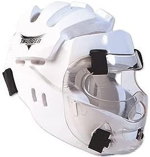 Pro Force Thunder Full Headgear w/Face Shield