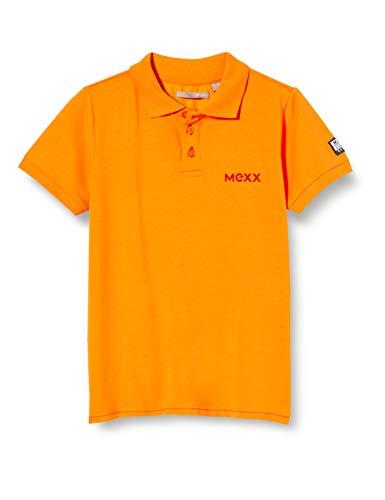 Mexx Boys Polo SS, Flame Orange, 92