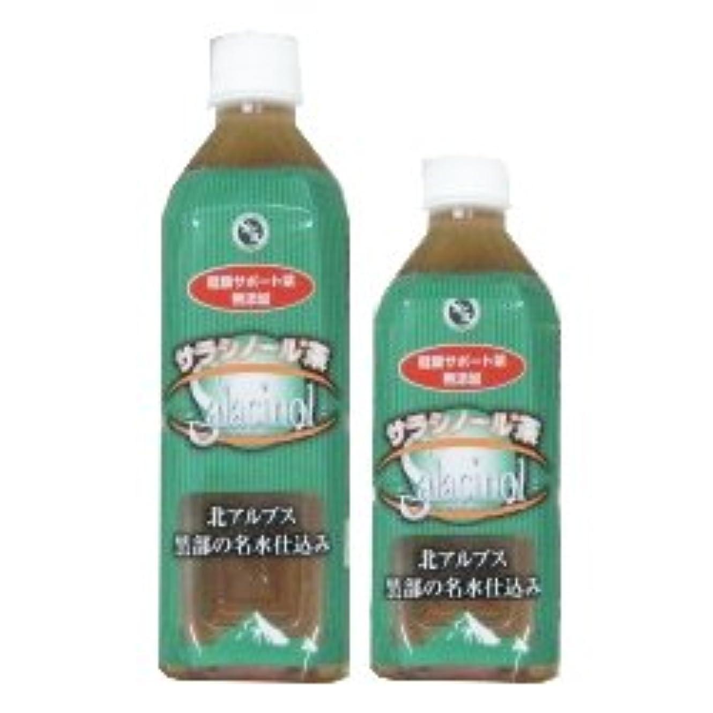 カポックタンザニア増幅サラシノール茶ペットボトル 500ml×24本セット