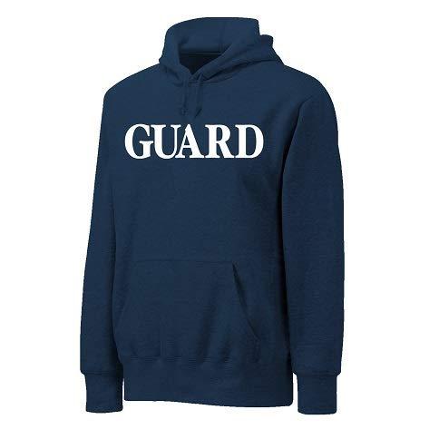 Best Review Of VLX Lifeguard Hooded Sweatshirt,Navy,XXL