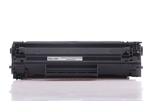 Relon 6X 78A Laserjet Toner Cartridge (Black)
