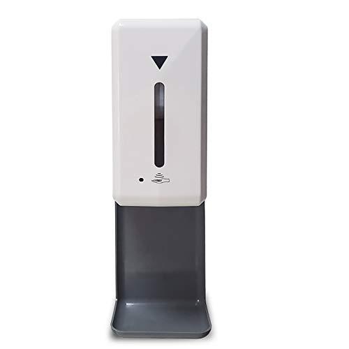 ZZZTWO Automatischer Seifenspender, 1000ml Medizinischer Desinfektionsspender mit Auffangschale für Küchen Krankenhaus Büro Öffentliches Gebiet HJHY Spray Type