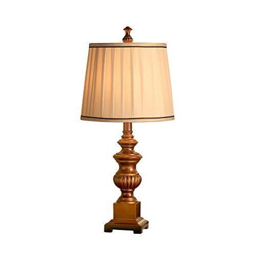 Lámpara de Mesa Vintage dormitorio lámpara de escritorio de noche luces de la sala de iluminación de lámpara de escritorio El estudio de la lámpara de lectura para Dormitorio, Estudio, Salon Etc